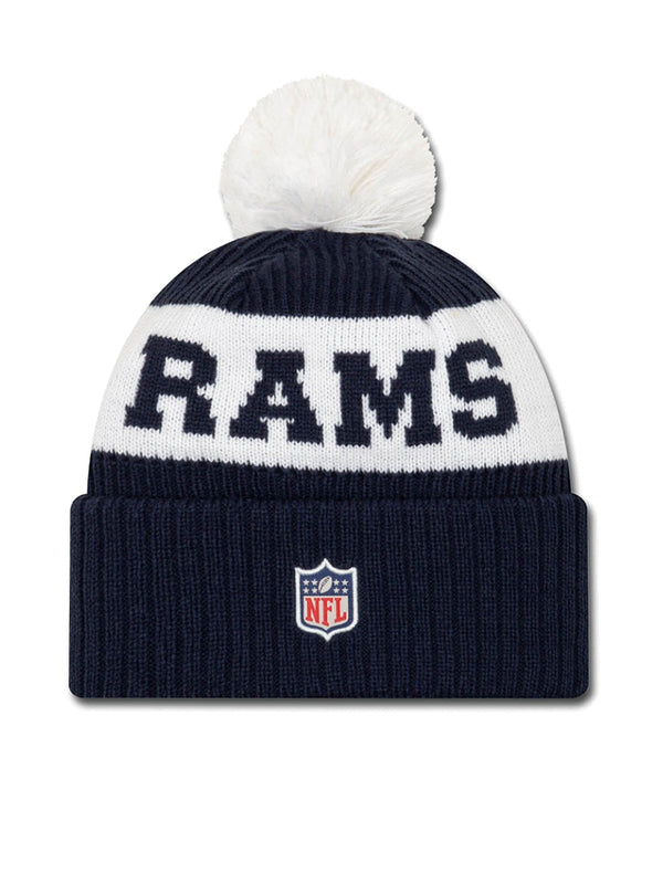 BONNET Los Angeles Rams - New Era 2020 Sideline Home