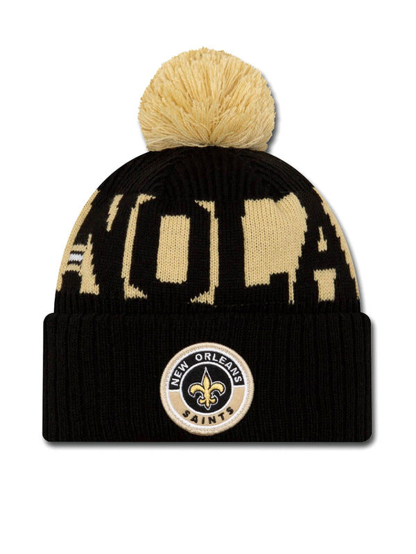 BONNET New Orleans Saints - New Era 2020 Sideline Home