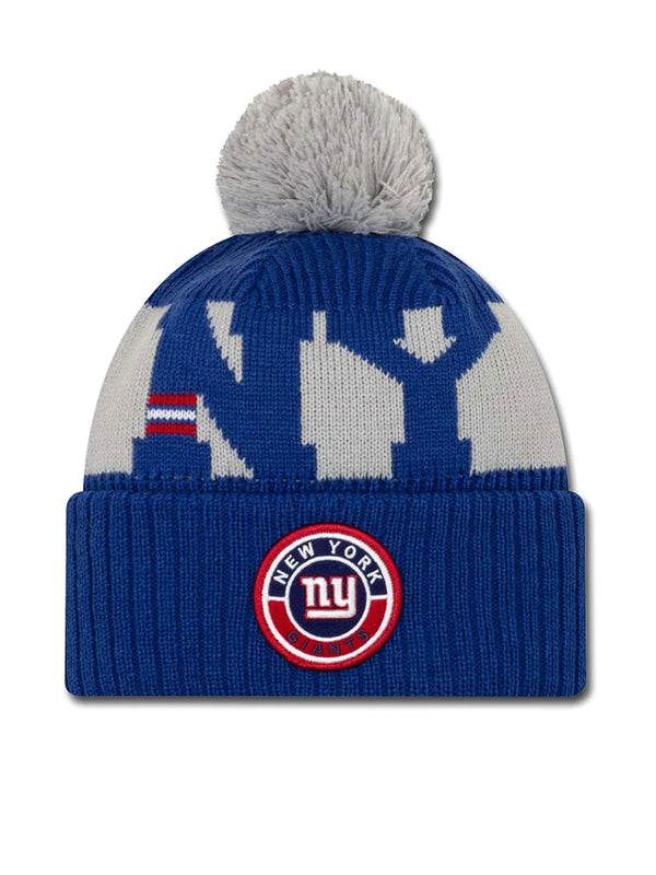 BONNET New York Giants - New Era 2020 Sideline Home