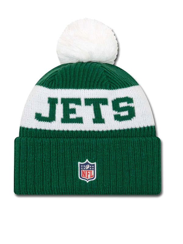 BONNET New York Jets - New Era 2020 Sideline Home