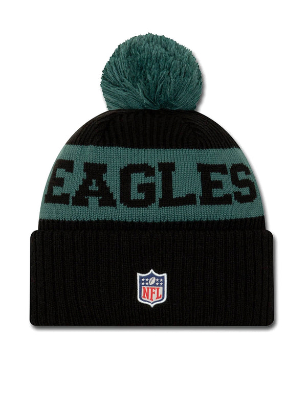 BONNET Philadelphia Eagles - New Era 2020 Sideline Home