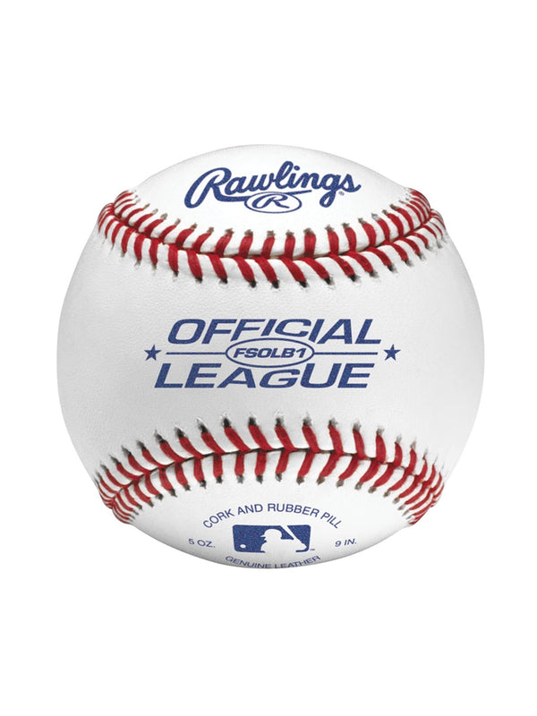 RAWLINGS ROLB1 LEAGUE BASEBALLS