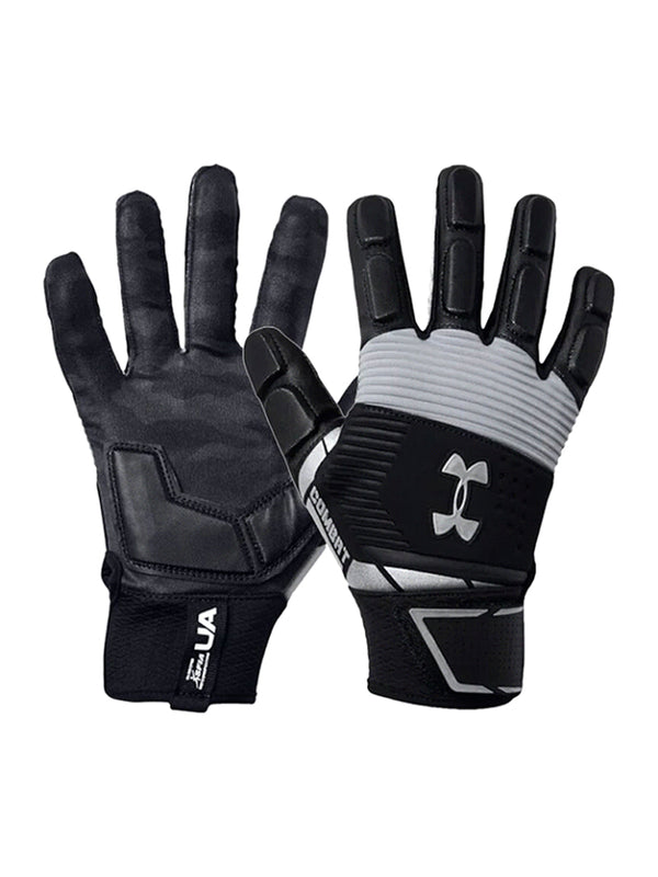 Under Armour Combat Padded Lineman Gloves Design 2020