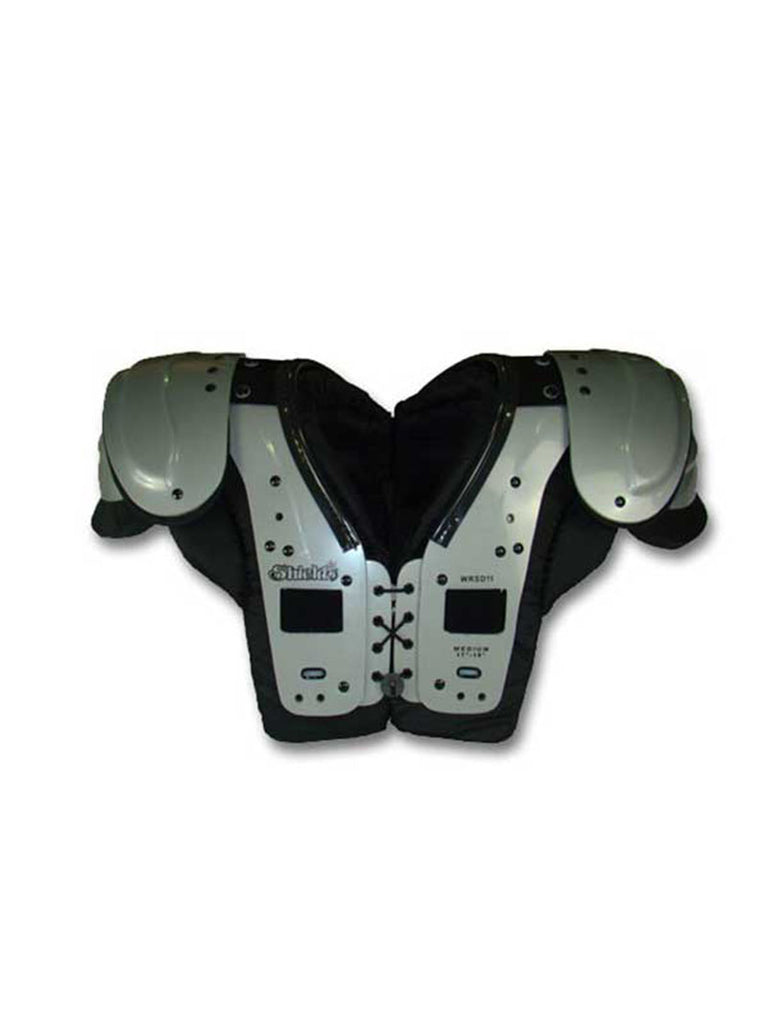 Warrior Shield Skill Position Shoulder Pads