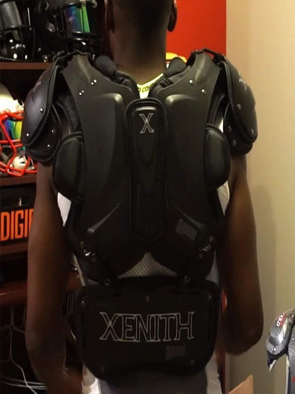 XENITH Xflexion Back Plate