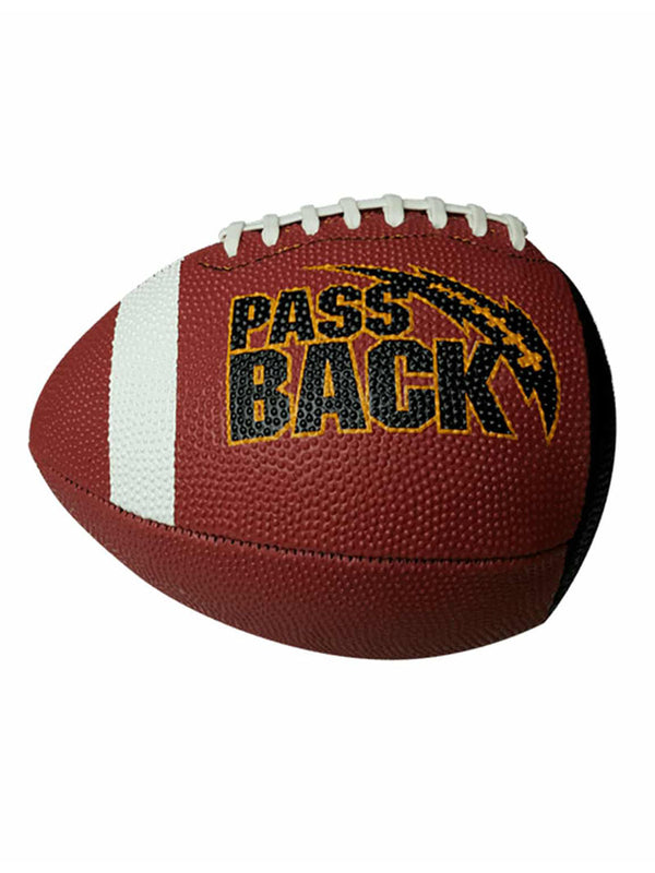 Youth Composite Passback Football (Ages 9-13)