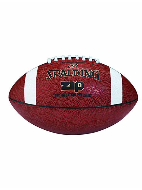 Zip Full Size Football Composite Leather Spalding