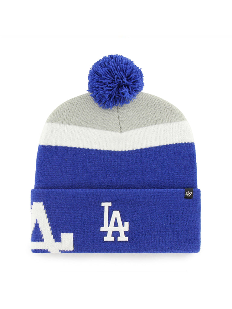 47 BONNET MLB LOS ANGELES DODGERS MOKEMA CUFF KNIT ROYAL