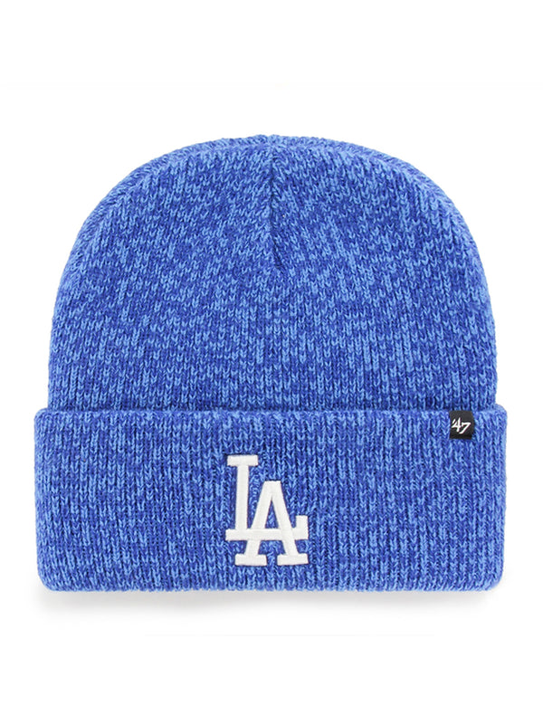 47 BONNET MLB LOS ANGELES DODGERS BRAIN FREEZ CUF KNIT ROYAL
