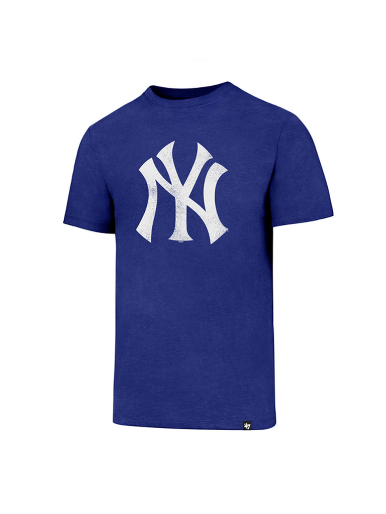 47 T-SHIRT MLB NEW YORK YANKEES KNOCKAROUND CLUB ROYAL