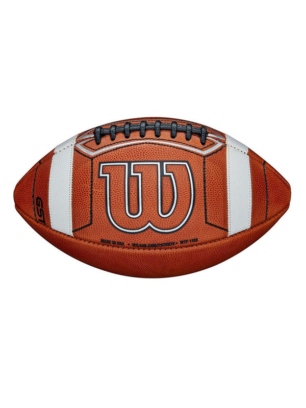 Wilson GST Prime Leather Football