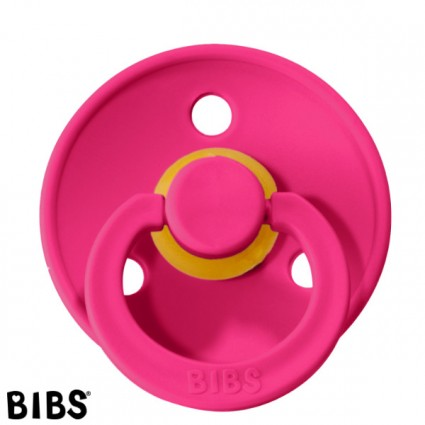 BIBS Colour Dummy - Raspberry