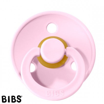 BIBS Colour Dummy - Baby pink - Babyllama store