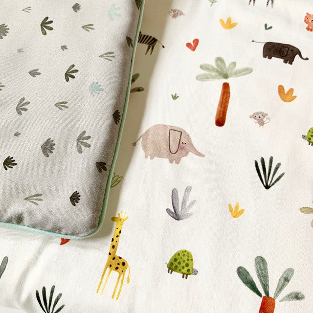 COTTON DUVET - BLUEBERRY- BABYLLAMA STORE