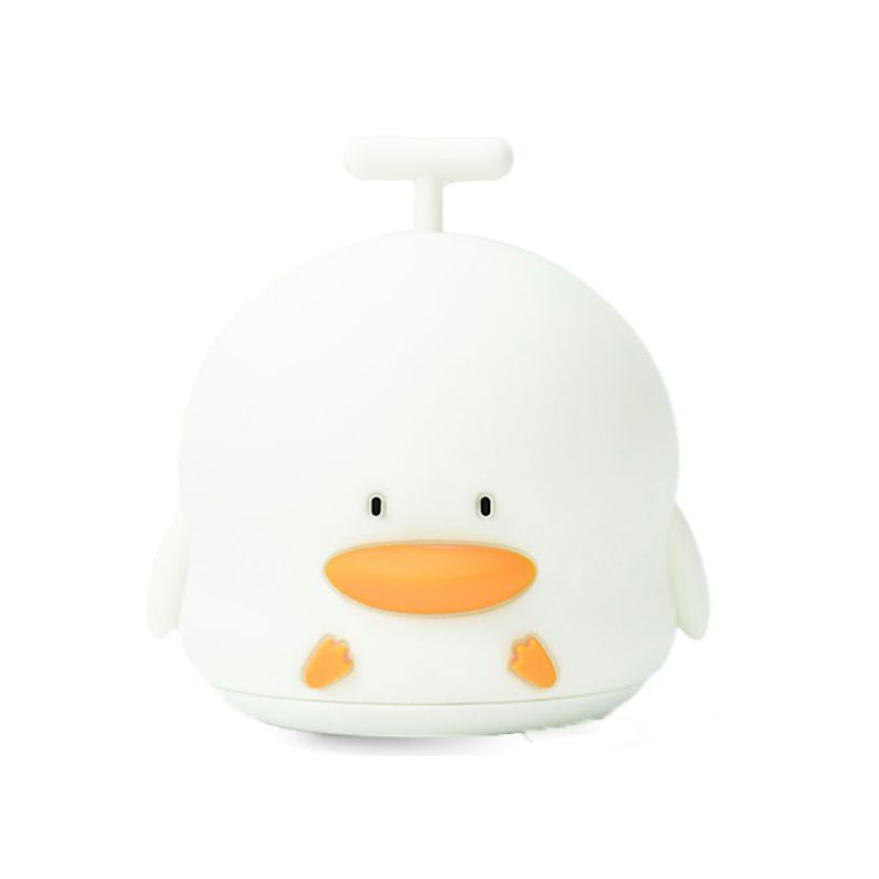 DUCKLING NIGHT LIGHT - WHITE-Nightlight-Babyllama store