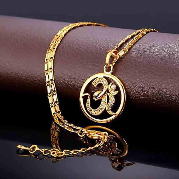 "Collier ""OM"""