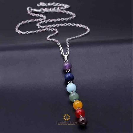 Necklace 7 Chakras