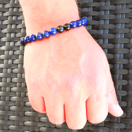 Physical and mental protection bracelet
