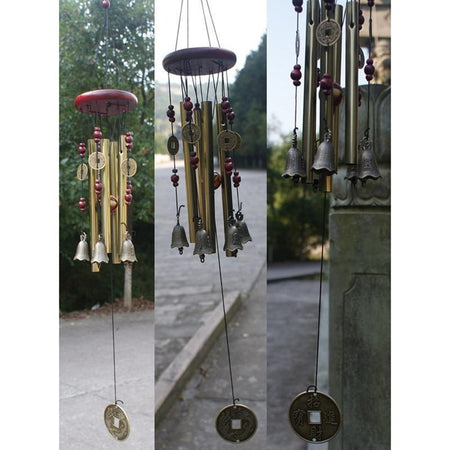 Copper chime with Bell