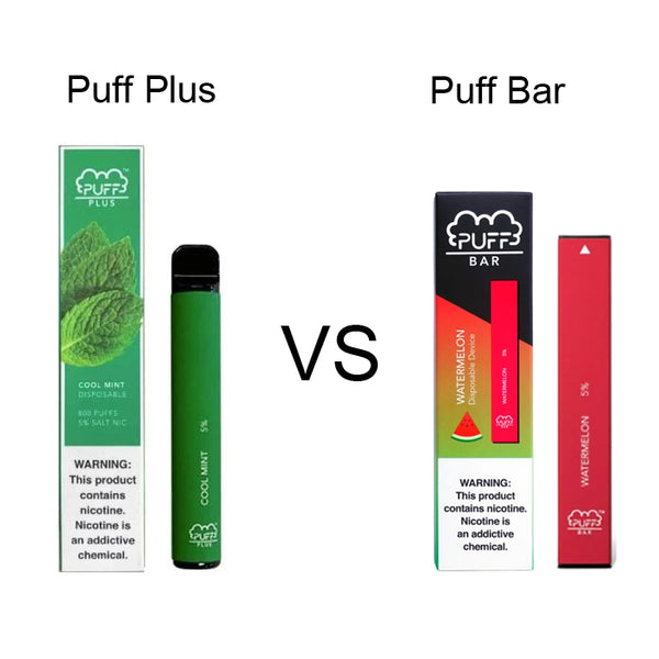 What's the Puff Bar Plus?