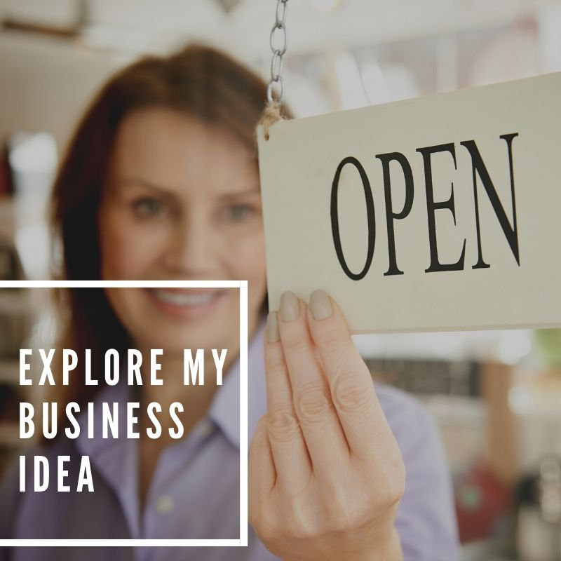 Explore My Business Idea Package