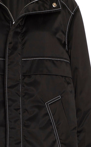 SUSTAINABLE DOWN WATER-RESISTANT ANORAK