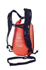 Picture of a floating dry bag