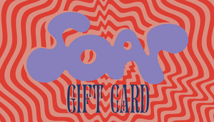SOAP SHOP Gift Card
