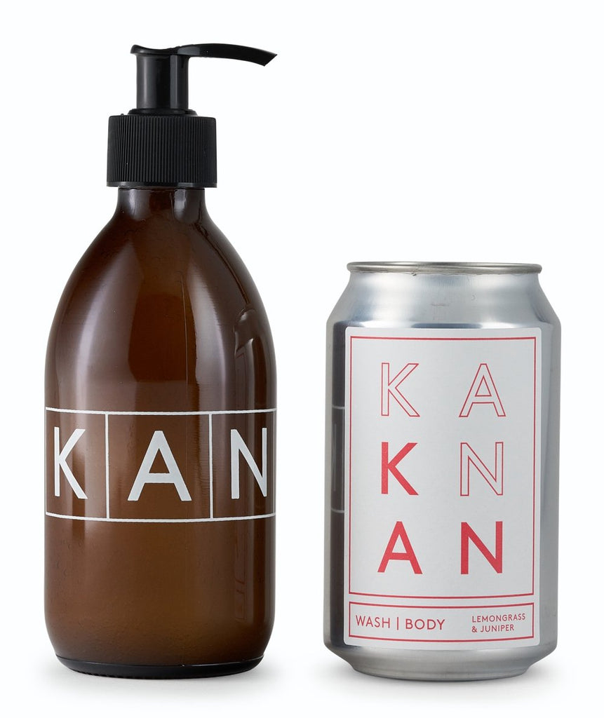 Kankan London Body Wash Starter Set