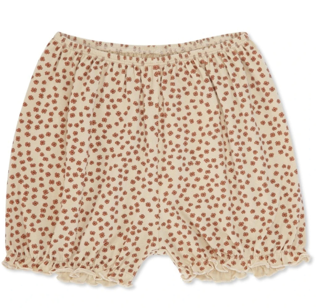 Konges Slojd Buttercup Rosa Baby Bloomers