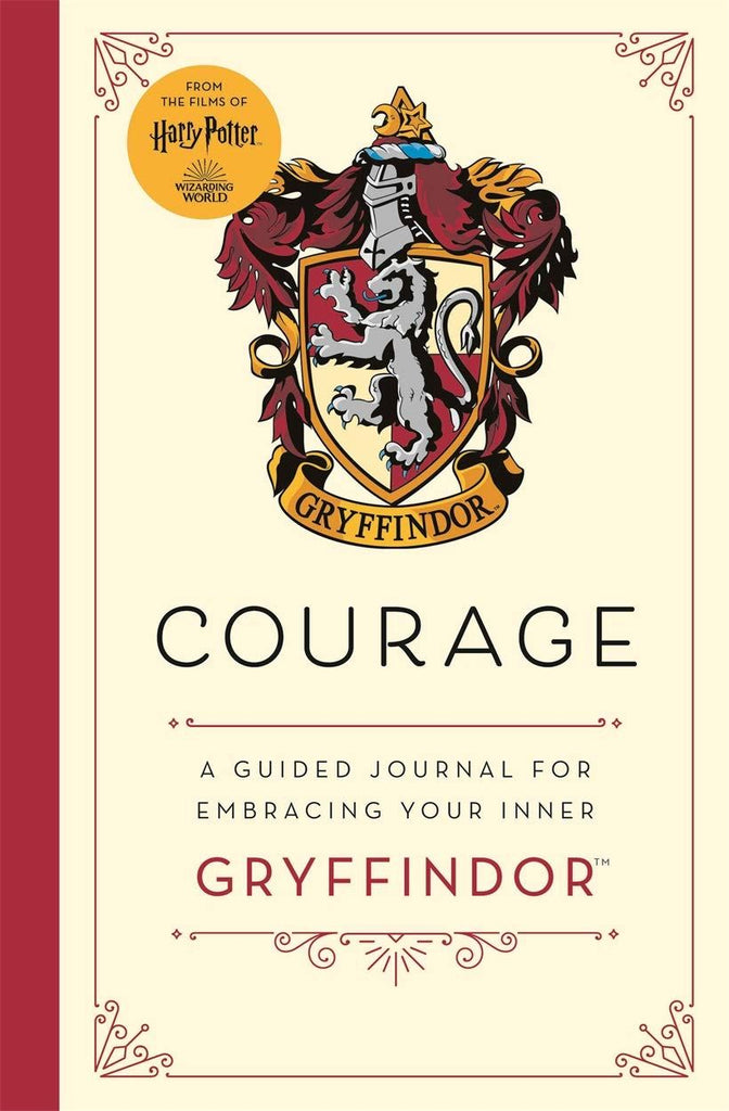Harry Potter Courage ( Gryffindor Journal)