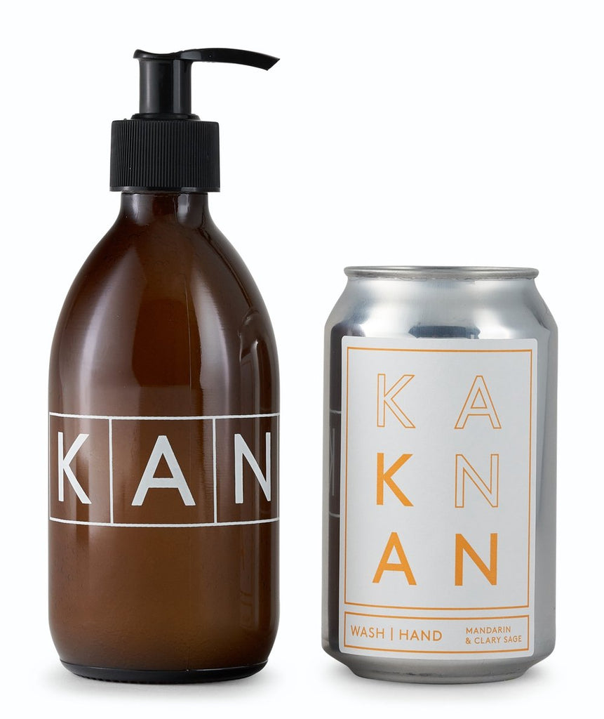 Kankan London Hand Wash Starter Set