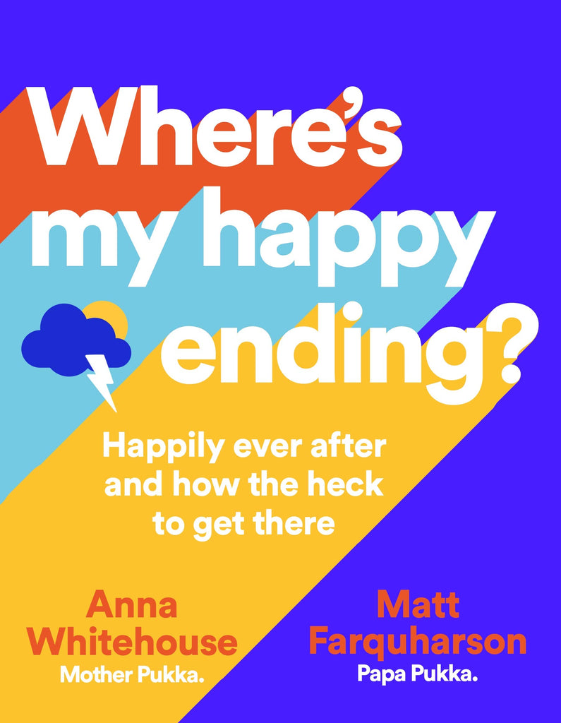 Where's My Happy Ending, Hardback Copy