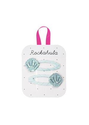 Rockahula Kids Shimmer Shell Clips