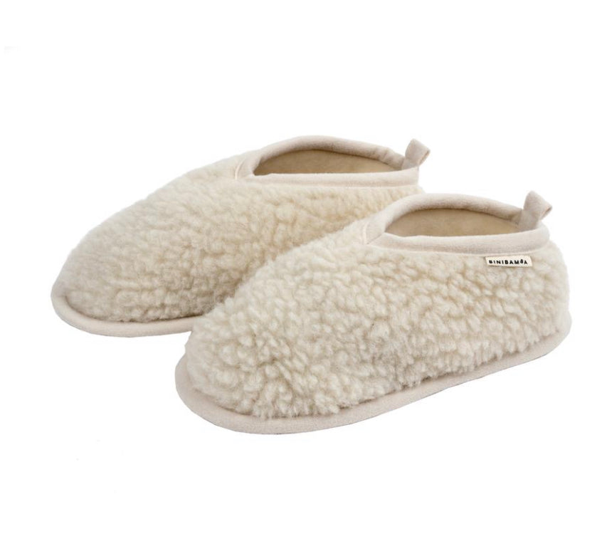 Binibamba Sheepskin Mama  Slippers