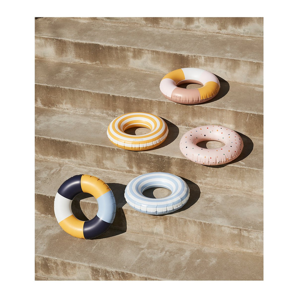 Liewood Baloo Swim Ring: Confetti Mix