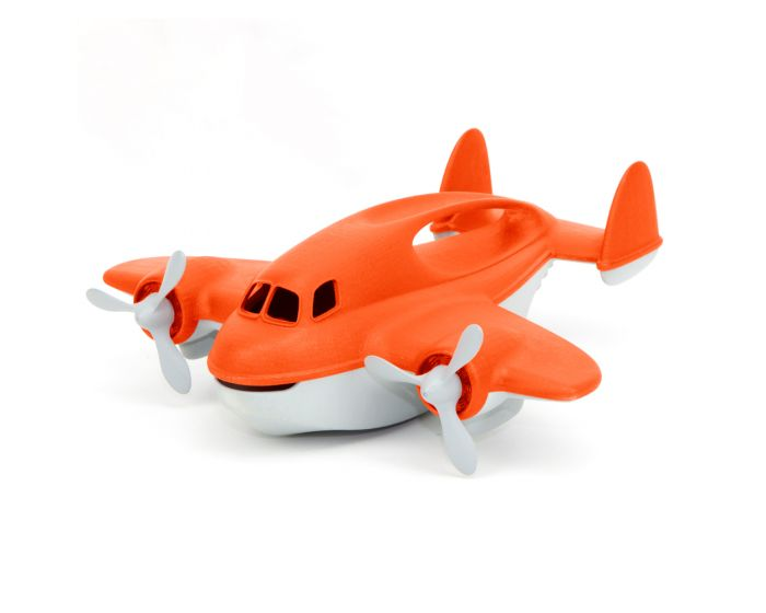 Green Toys Fire Plane