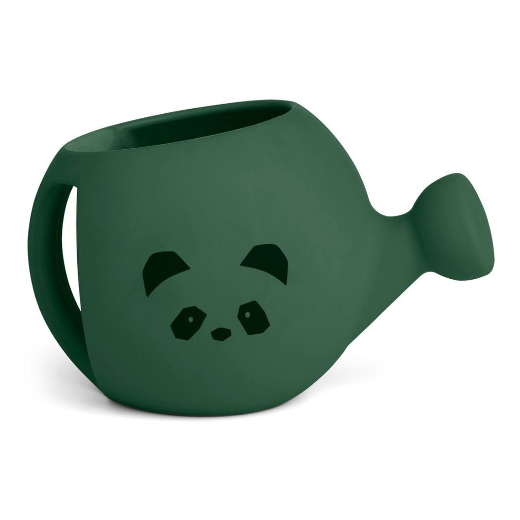 Liewood Garden Green Panda Watering Can