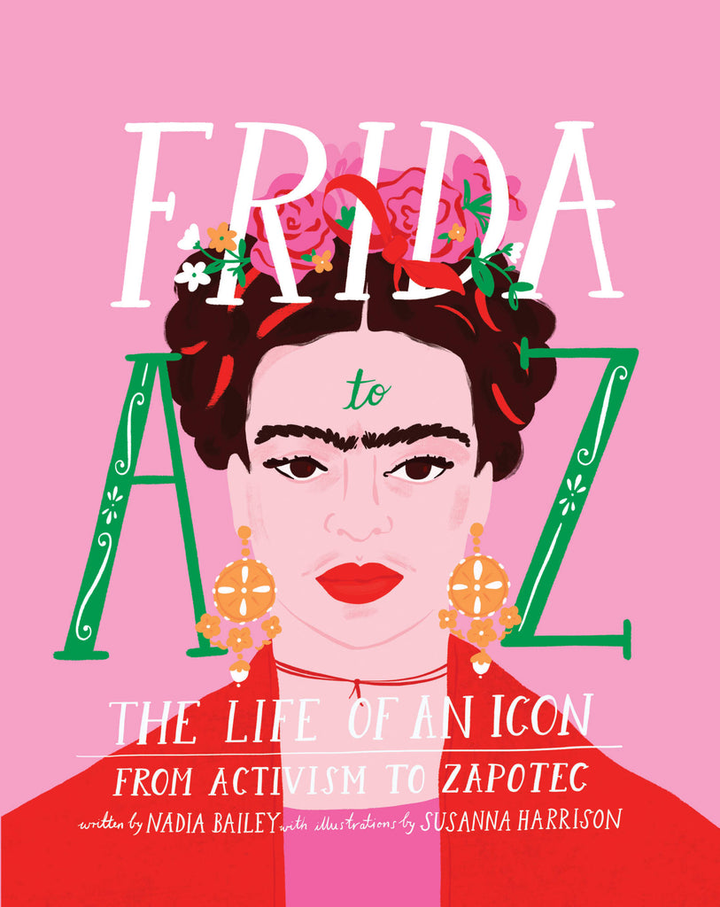 Frida A to Z: The life of an icon from Activism to Zapotec