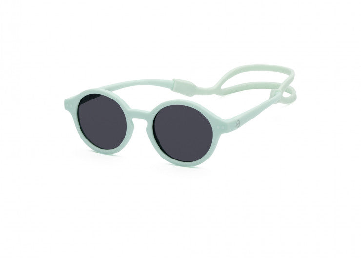 Izipizi Sun Kids+ Sunglasses Sky Blue 3 yrs