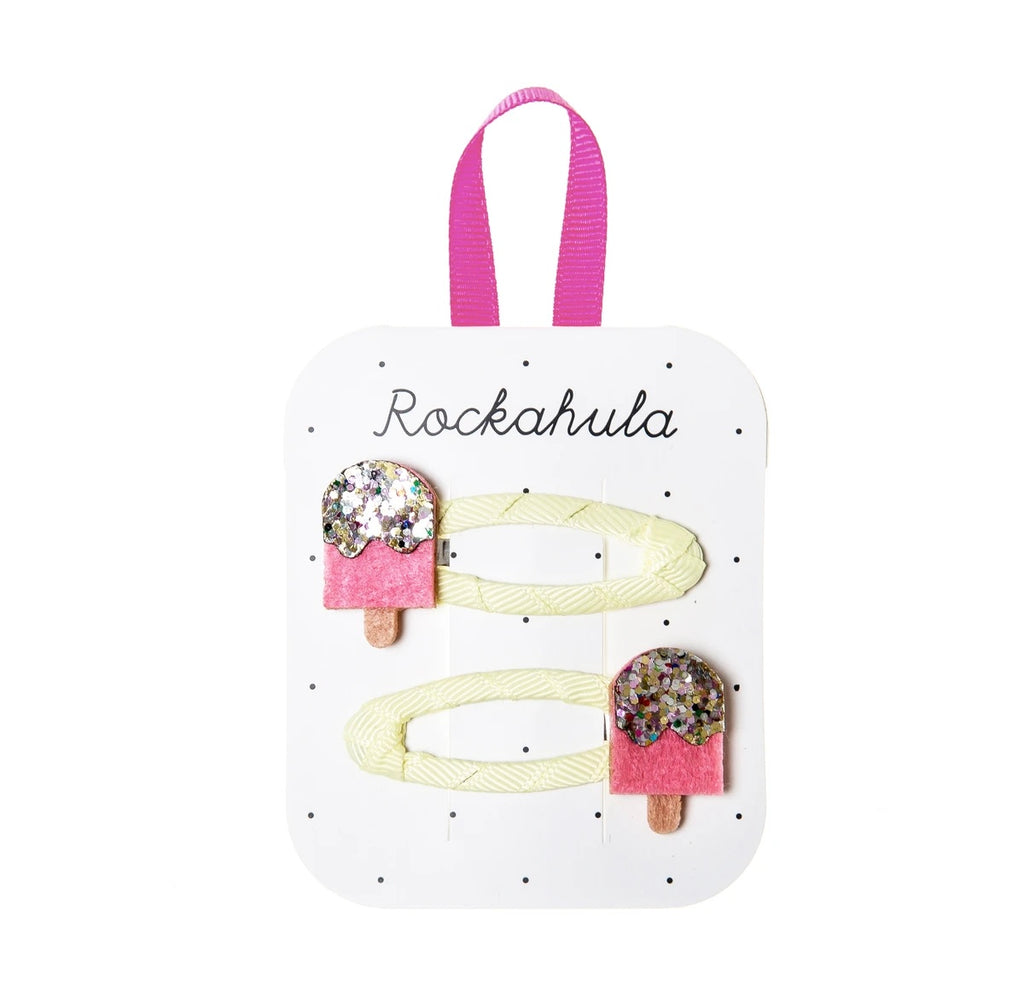Rockahula Kids Ice Lolly Glitter Hair Clips