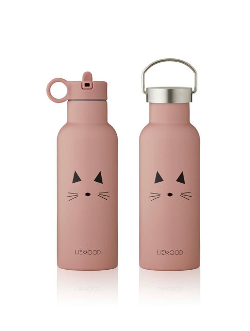 Liewood Cat Rose Neo Water Bottle
