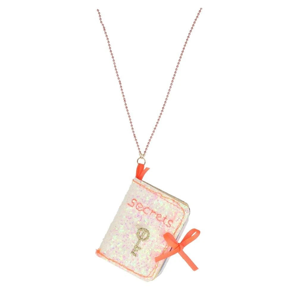 Secret Diary Necklace