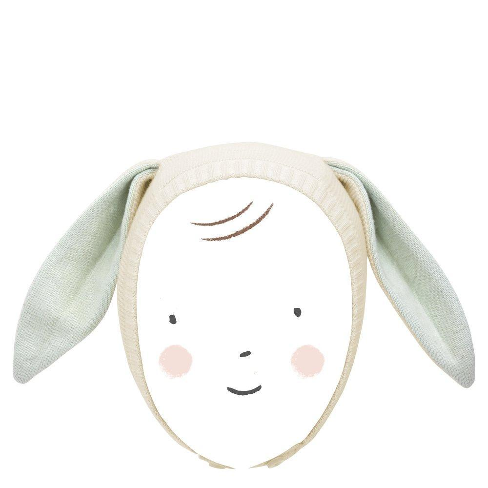Meri Meri Mint Little Bunny Bonnet
