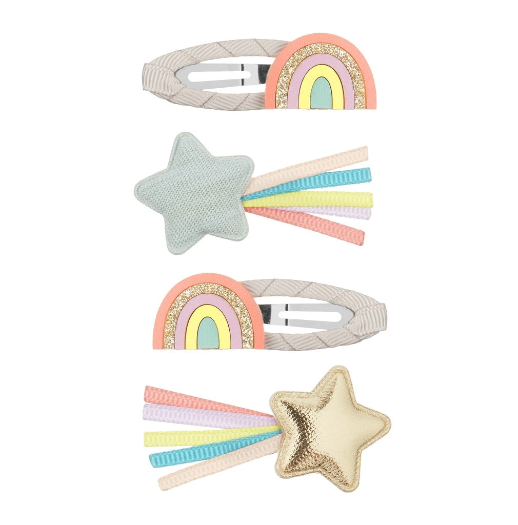 Mimi & Lula Over The Rainbow Hair Clip Pack