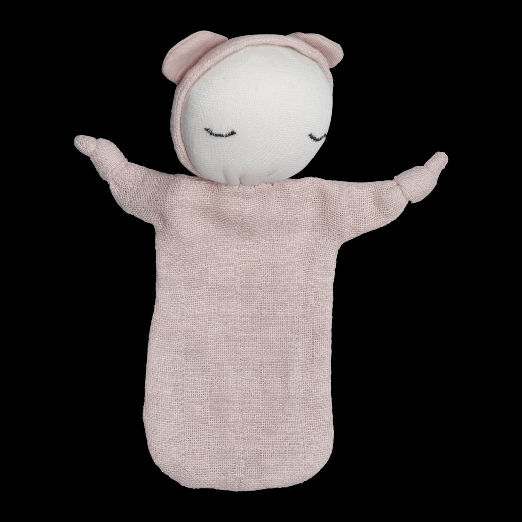 Fabelab Mauve Cuddle Doll