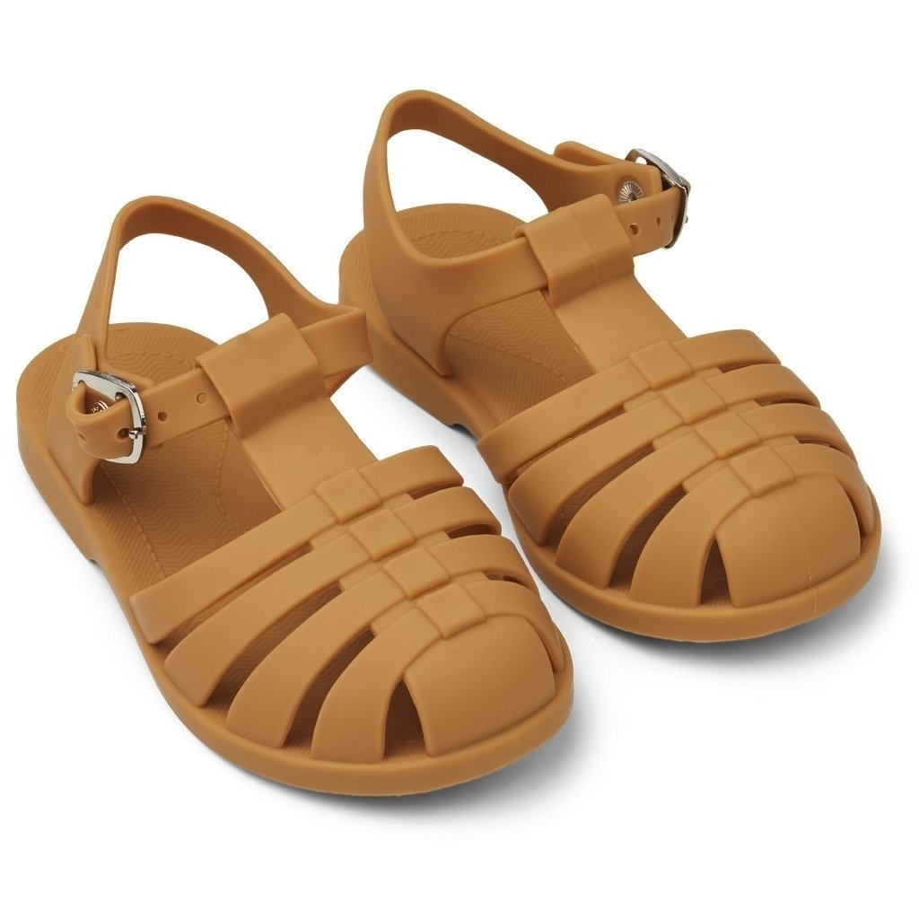 Liewood Bre Sandals Mustard Yellow