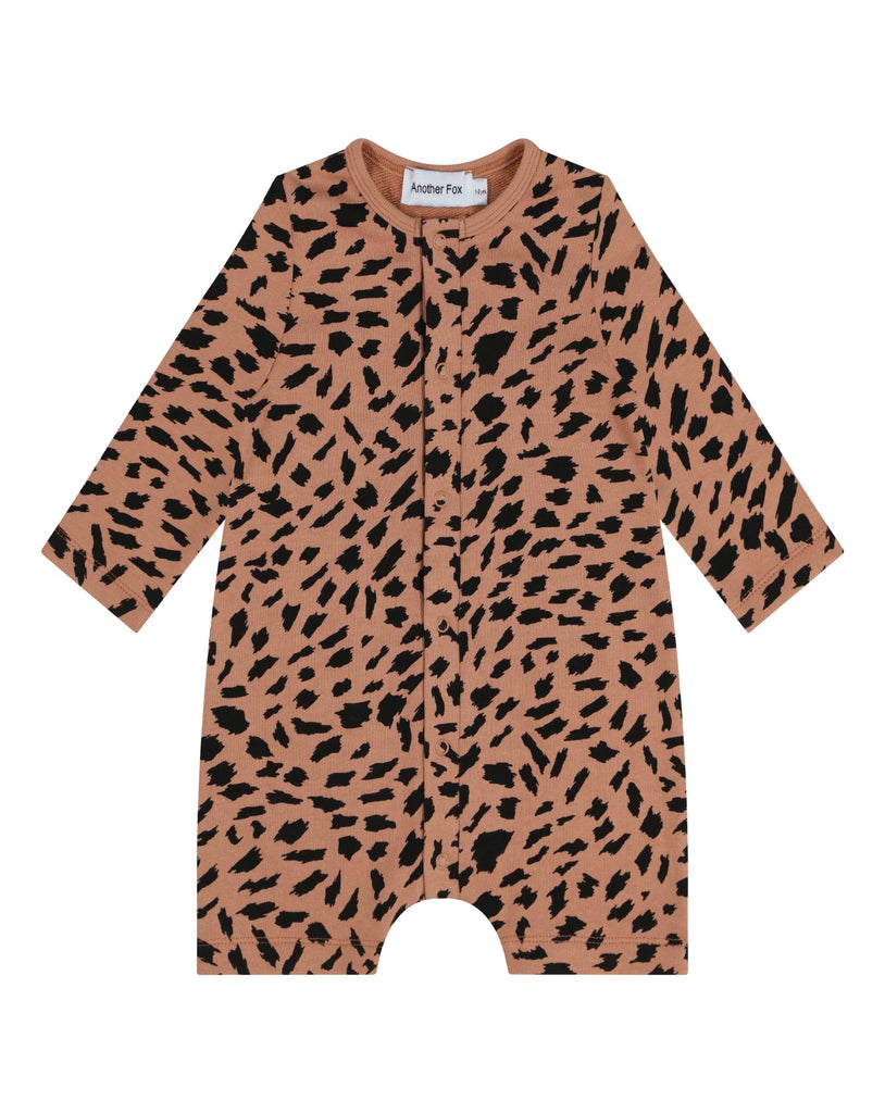 Another Fox Abstract Animal Romper