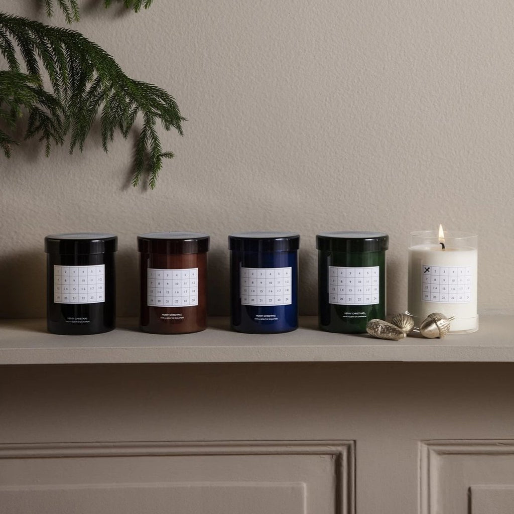 Ferm Living Christmas Candle