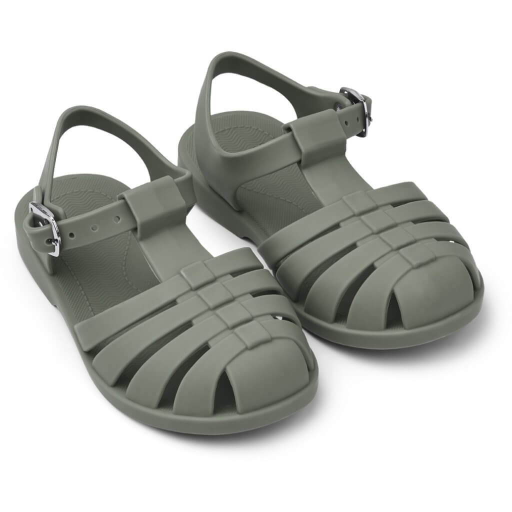 Liewood Sindy Sandals Faune Green